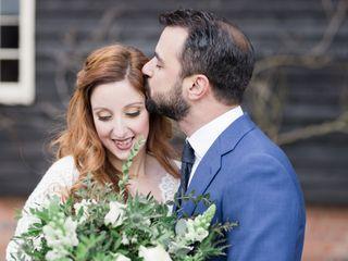 The wedding of John and Chrispa