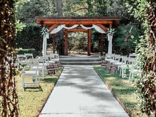 The wedding of Melissa and Richard 2