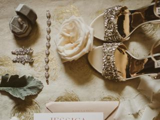 The wedding of Jessica and Elias 1