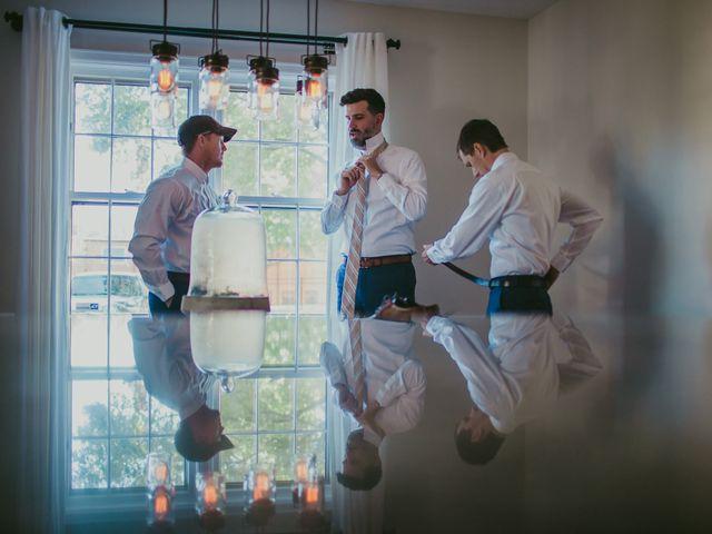 Stephen and Caroline's Wedding in Charlotte, North Carolina 2