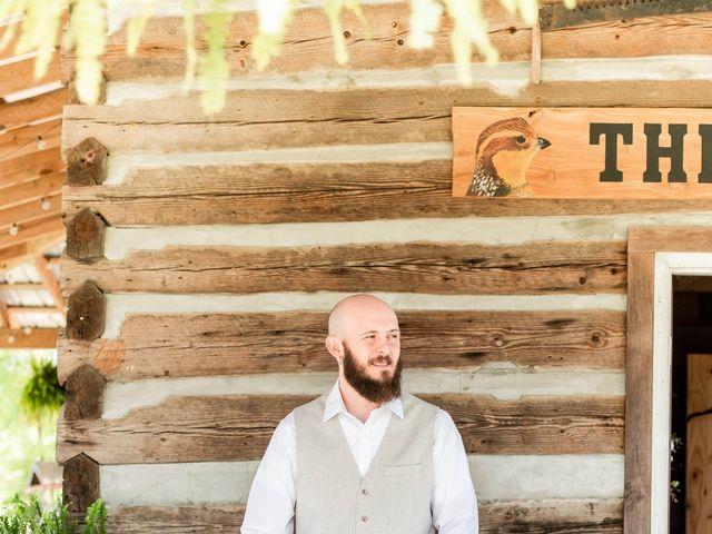 Kaleb and Brianna's Wedding in Staley, North Carolina 18