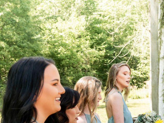 Kaleb and Brianna's Wedding in Staley, North Carolina 21