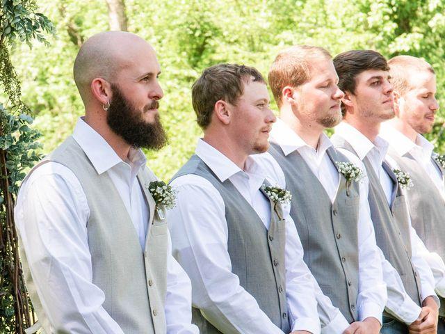 Kaleb and Brianna's Wedding in Staley, North Carolina 22