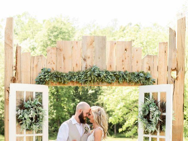 Kaleb and Brianna's Wedding in Staley, North Carolina 29