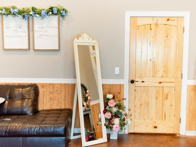 Kaleb and Brianna's Wedding in Staley, North Carolina 30