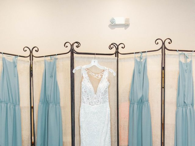 Kaleb and Brianna's Wedding in Staley, North Carolina 32