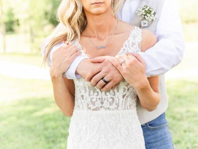 Kaleb and Brianna's Wedding in Staley, North Carolina 35