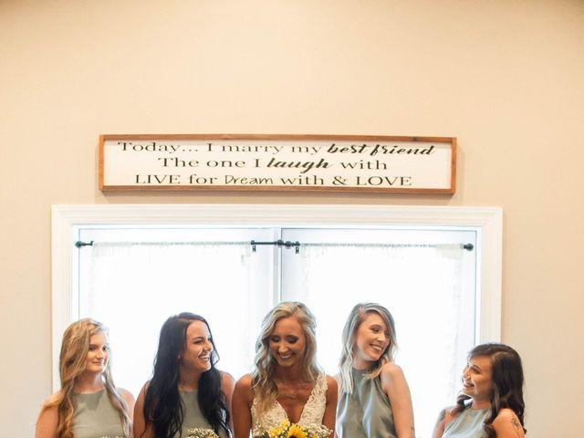 Kaleb and Brianna's Wedding in Staley, North Carolina 38