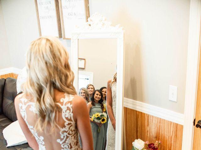 Kaleb and Brianna's Wedding in Staley, North Carolina 39