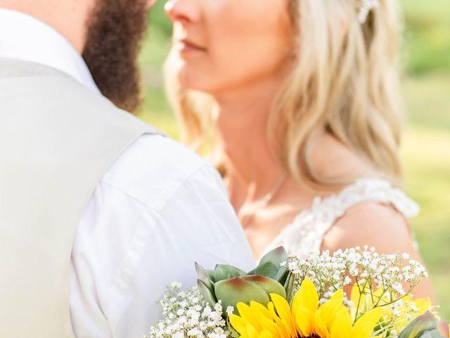 Kaleb and Brianna's Wedding in Staley, North Carolina 41