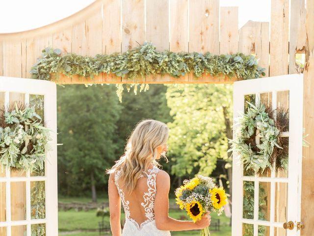 Kaleb and Brianna's Wedding in Staley, North Carolina 44
