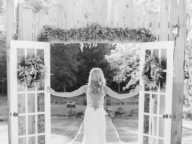 Kaleb and Brianna's Wedding in Staley, North Carolina 45