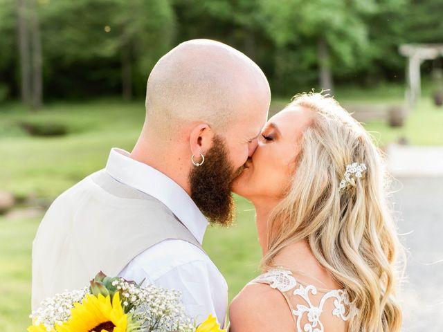 Kaleb and Brianna's Wedding in Staley, North Carolina 51