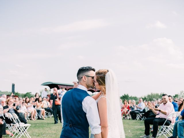 Nick and Ciarra's Wedding in Mount Bethel, Pennsylvania 4