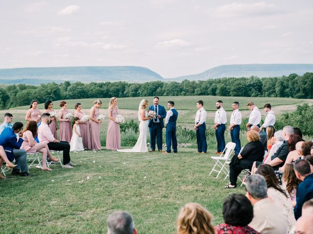 Nick and Ciarra's Wedding in Mount Bethel, Pennsylvania 1