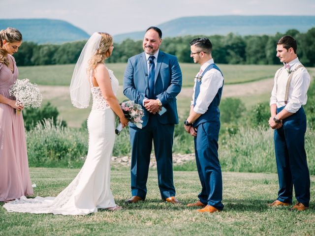 Nick and Ciarra's Wedding in Mount Bethel, Pennsylvania 2