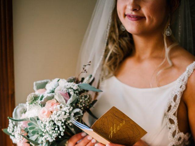 Nick and Ciarra's Wedding in Mount Bethel, Pennsylvania 8