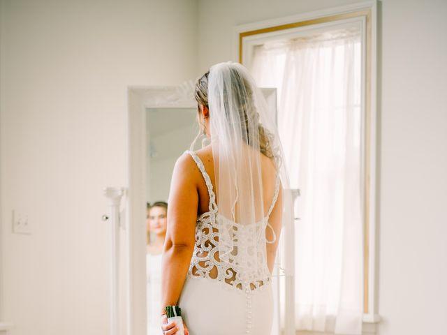 Nick and Ciarra's Wedding in Mount Bethel, Pennsylvania 9