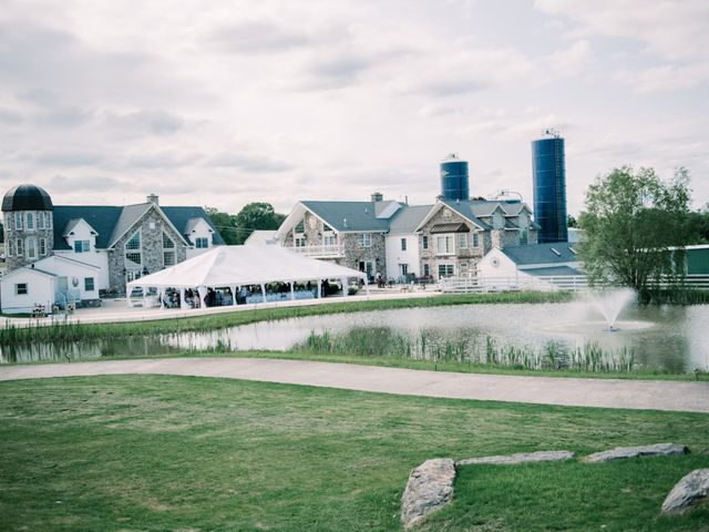Nick and Ciarra's Wedding in Mount Bethel, Pennsylvania 11