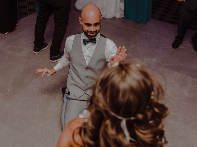 Marc and Grazielle's Wedding in East Brunswick, New Jersey 6