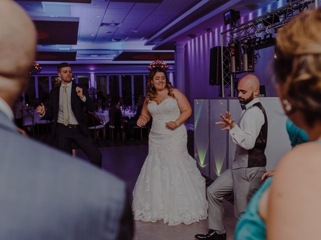 Marc and Grazielle's Wedding in East Brunswick, New Jersey 7