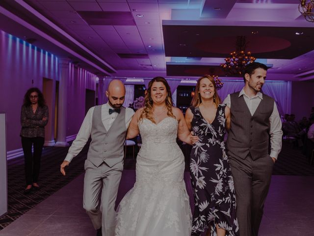Marc and Grazielle's Wedding in East Brunswick, New Jersey 8