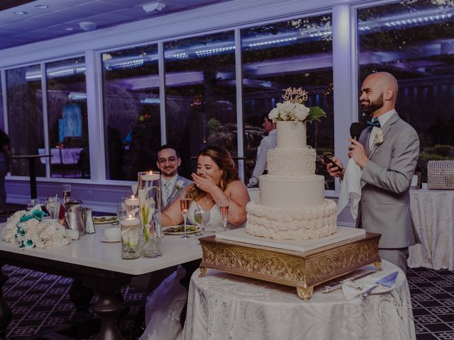 Marc and Grazielle's Wedding in East Brunswick, New Jersey 9