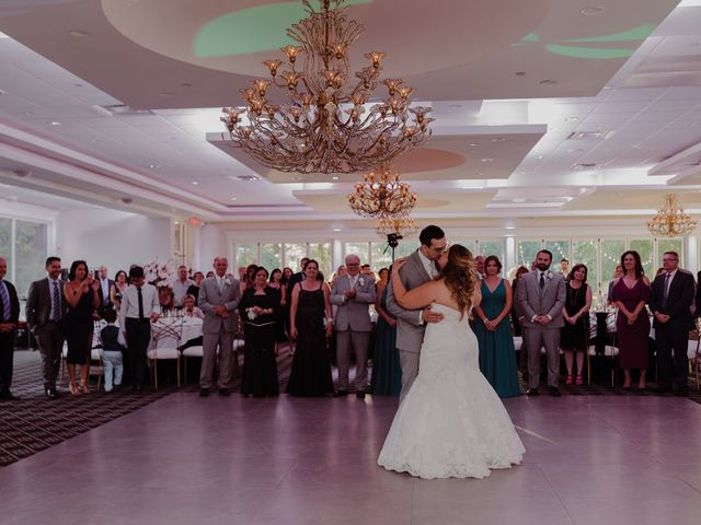 Marc and Grazielle's Wedding in East Brunswick, New Jersey 11