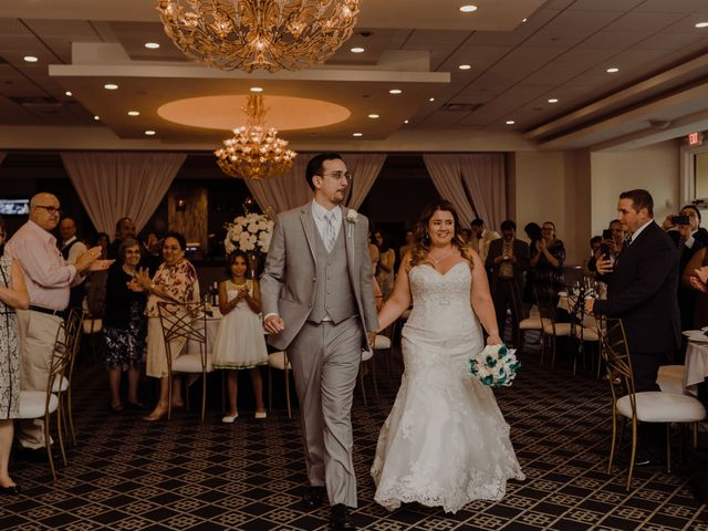 Marc and Grazielle's Wedding in East Brunswick, New Jersey 12