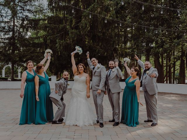 Marc and Grazielle's Wedding in East Brunswick, New Jersey 15