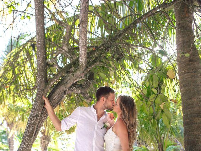 Grete and Greeg's Wedding in Tulum, Mexico 3