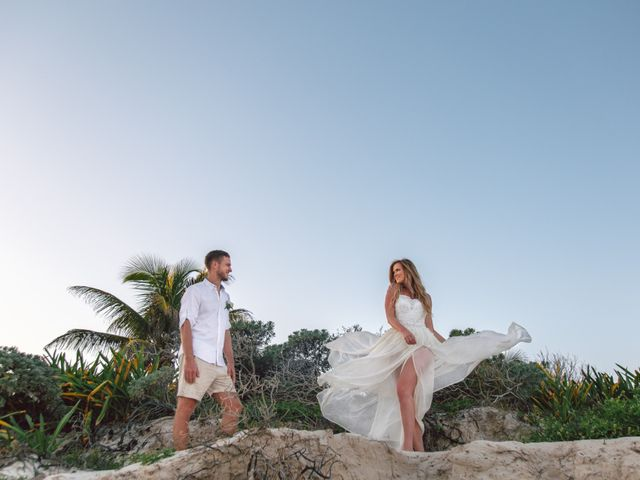 Grete and Greeg's Wedding in Tulum, Mexico 2