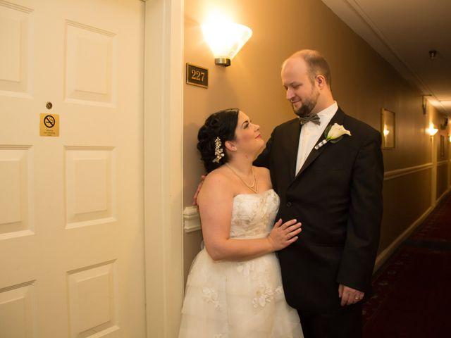 The wedding of Sara and Lukas