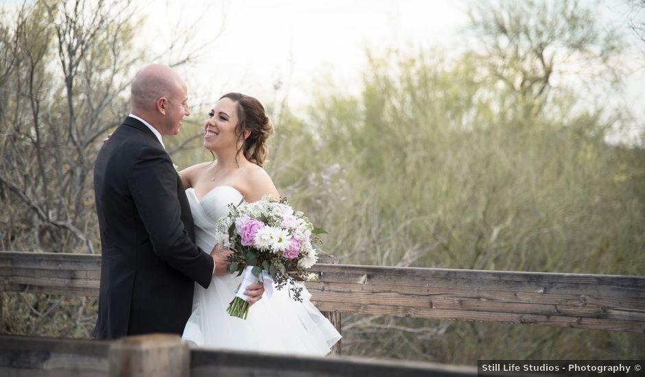 Hannah and Matt's Wedding in Phoenix, Arizona