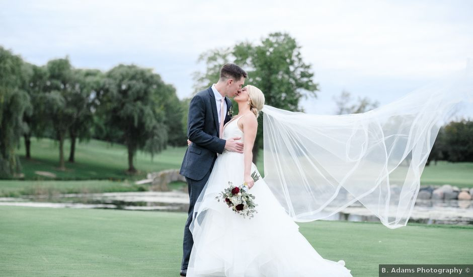 Jake and Brittany's Wedding in Rockford, Illinois