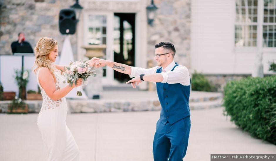 Nick and Ciarra's Wedding in Mount Bethel, Pennsylvania