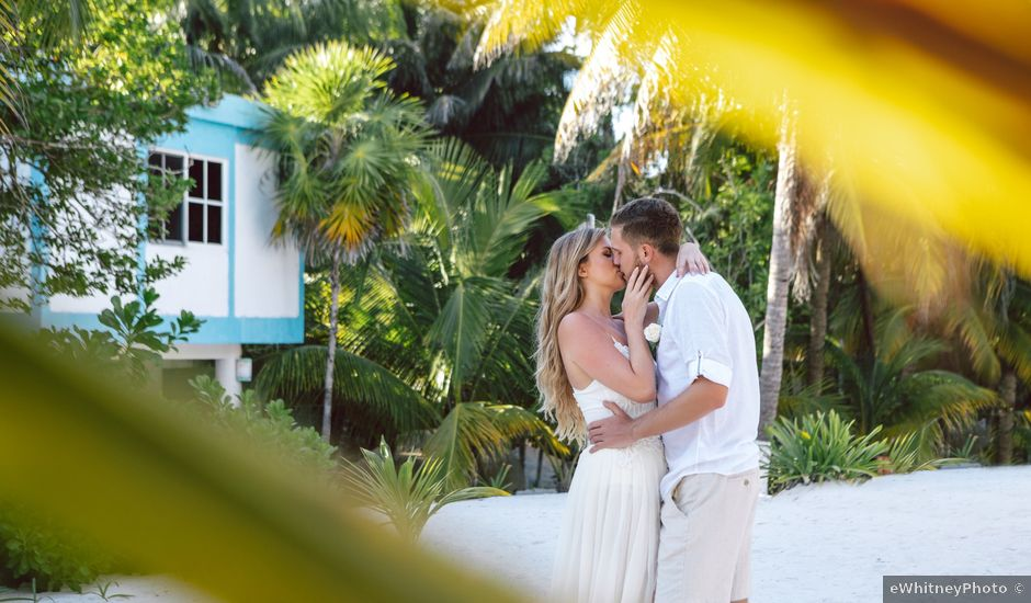 Grete and Greeg's Wedding in Tulum, Mexico