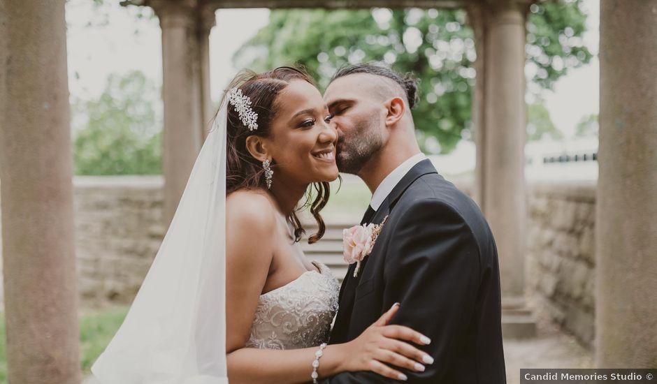 Elias and Jessica's Wedding in Boston, Massachusetts