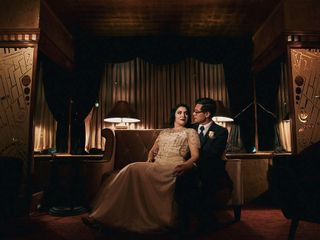 The wedding of Jennifer  and Jordan