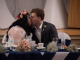 The wedding of Zujero and William