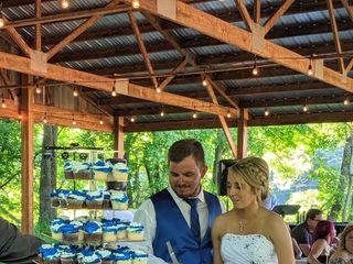 The wedding of Elisabeth  and Shane  2