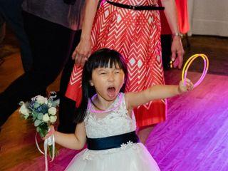 The wedding of Lauren and Athilia 2
