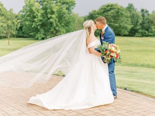 The wedding of Shannon  and Allen