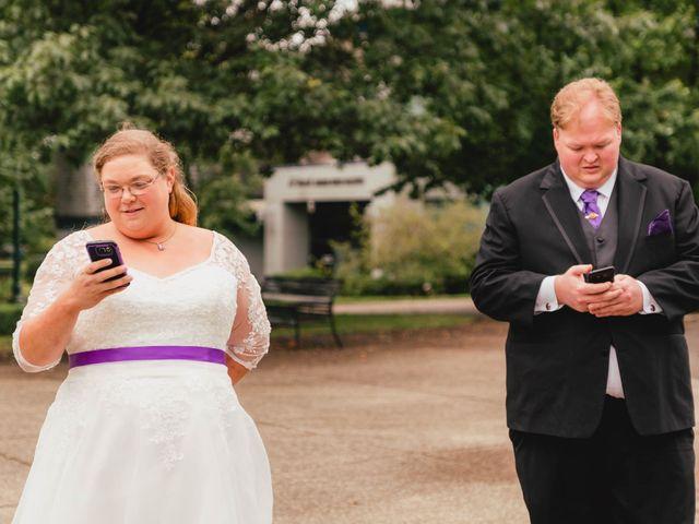 Keith and Cindy's Wedding in Lexington, Kentucky 1