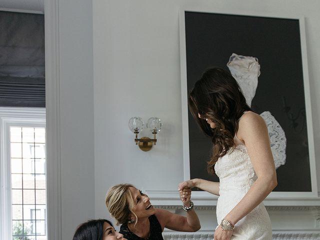Brett and Juliette's Wedding in Peapack, New Jersey 11