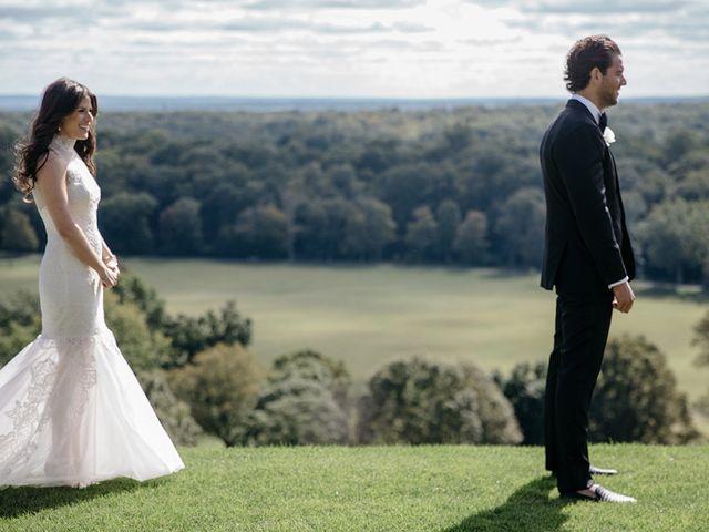 Brett and Juliette's Wedding in Peapack, New Jersey 21