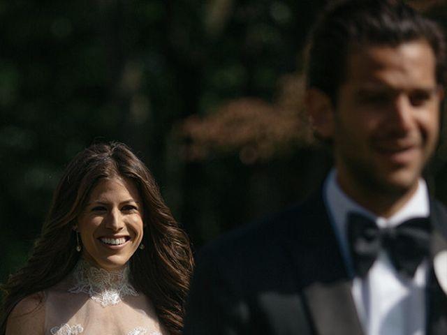 Brett and Juliette's Wedding in Peapack, New Jersey 22