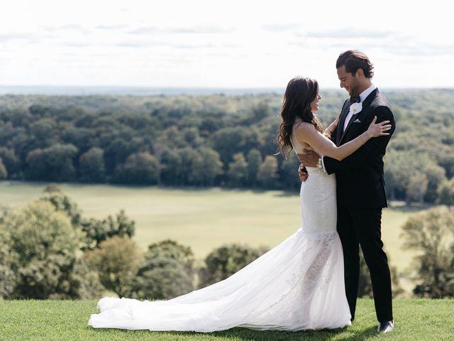 Brett and Juliette's Wedding in Peapack, New Jersey 23