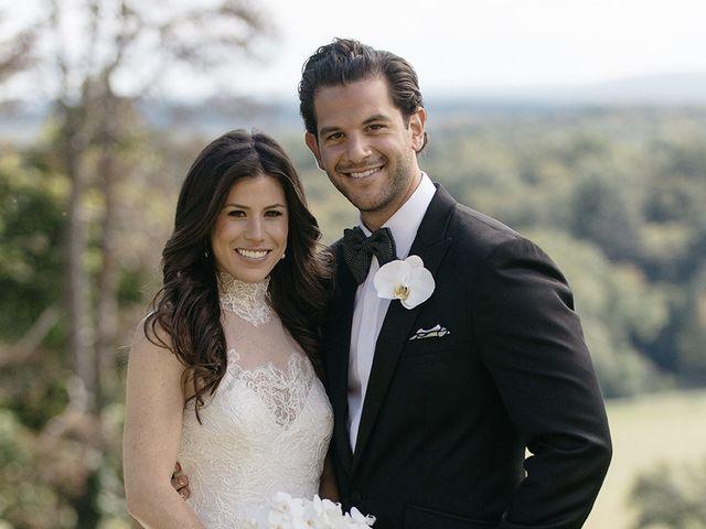 Brett and Juliette's Wedding in Peapack, New Jersey 24