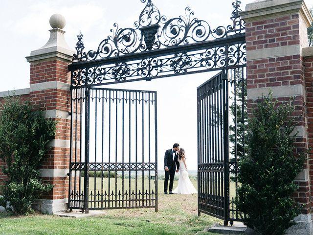 Brett and Juliette's Wedding in Peapack, New Jersey 25